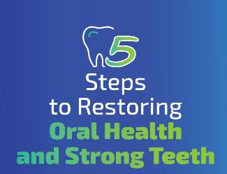5 steps to oral health